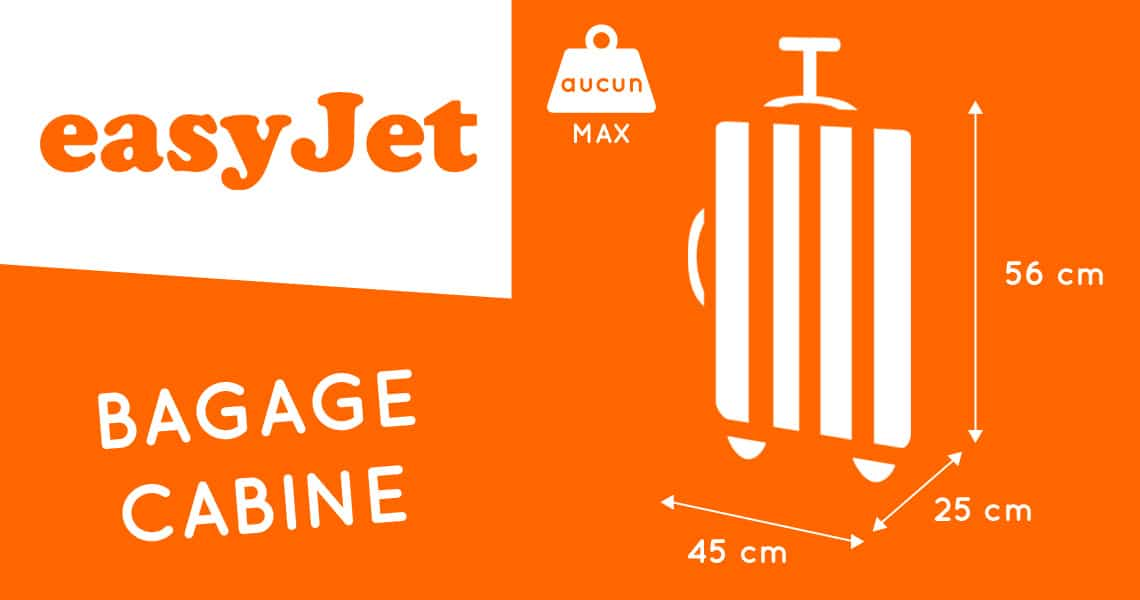 Valise Bagage Cabine Easyjet Taille Dimensions Poids amp; 2018 xBAqw