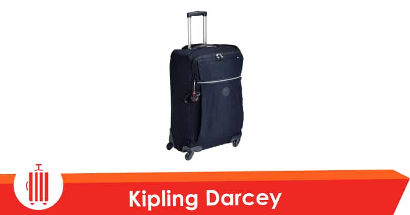 kipling darcey test avis valise petit format. Black Bedroom Furniture Sets. Home Design Ideas