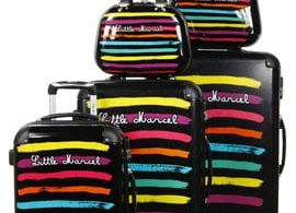 set de 3 valise little marcel