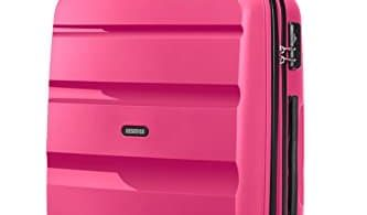 valise american tourister rose