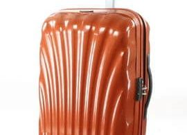 valise delsey orange