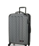 valise eastpak à pois
