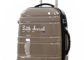 valise little marcel grise