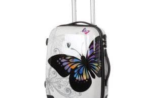 valise madisson papillon