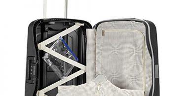 valise samsonite s'cure dlx