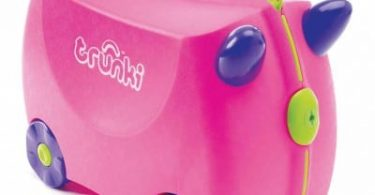 valise trunki rose